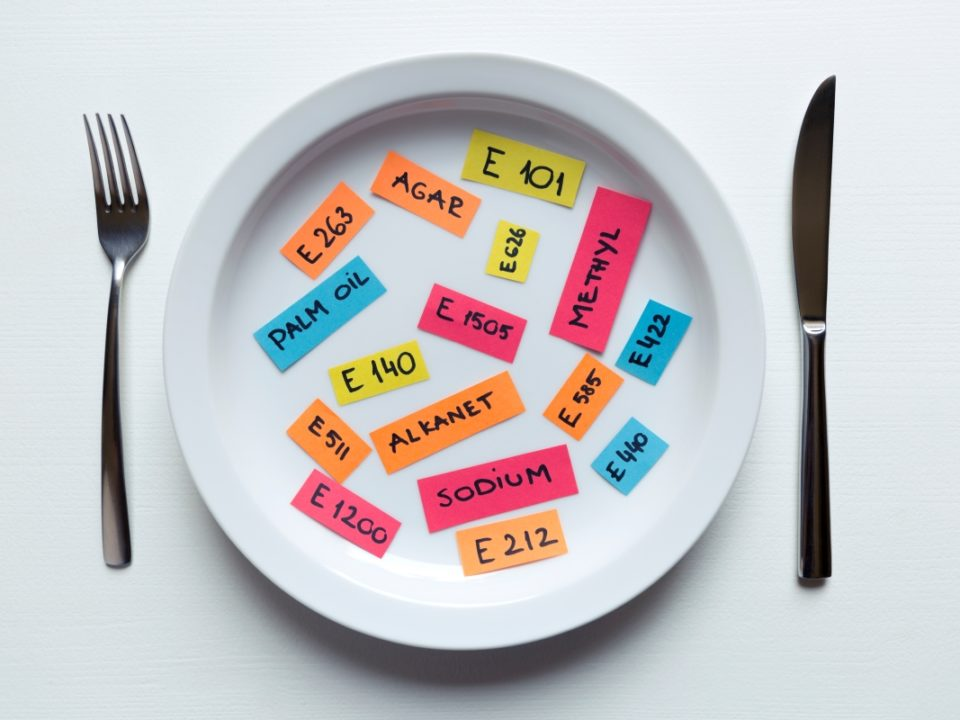 Food Additive and ADHD